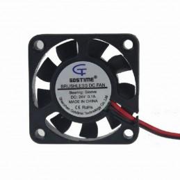 Ventilateur axial 4010 24v 0.1A