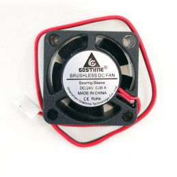 Ventilateur 25x25mm 2510s 24V 0.06A