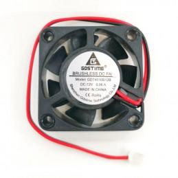 Ventilateur axial 4010 12v 0.06A