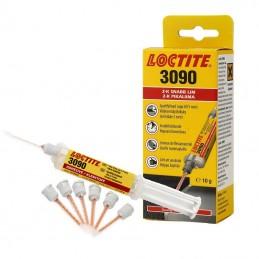 Colle extra forte instantanée bicomposant Loctite 3090