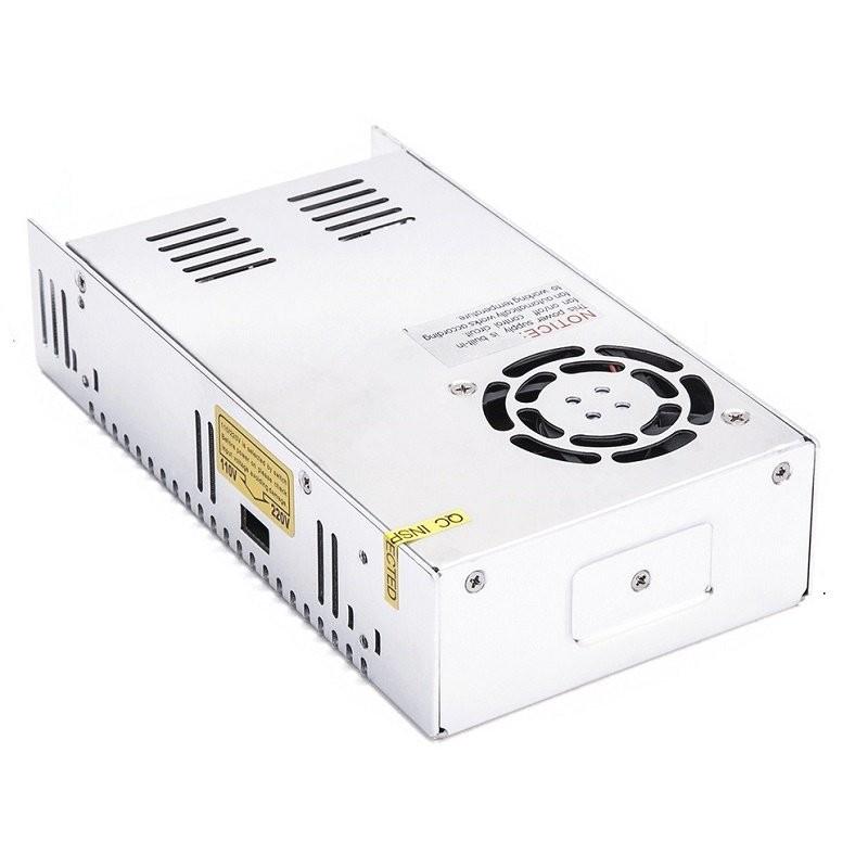 alimentation à découpage 24v 20.8A 400w ventilée
