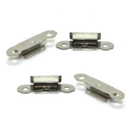 Lot de 4 clips pour heatbed ultimaker
