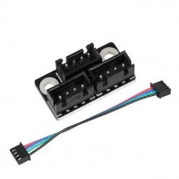 Adaptateur dual motor pour axe Z upgrade CR-10