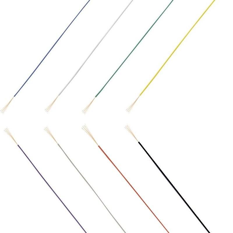 Fil électrique de câblage extra souple lify 0.25mm²