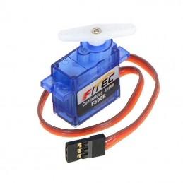 Micro servo FS90R 360° 1.5Kg-cm 9 grammes