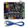 Carte base V1.0 MKS 1.5 avec câble usb