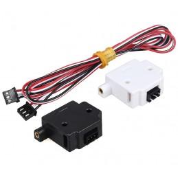 Détecteur de filament noir ou blanc 1.75 ou 2.85mm