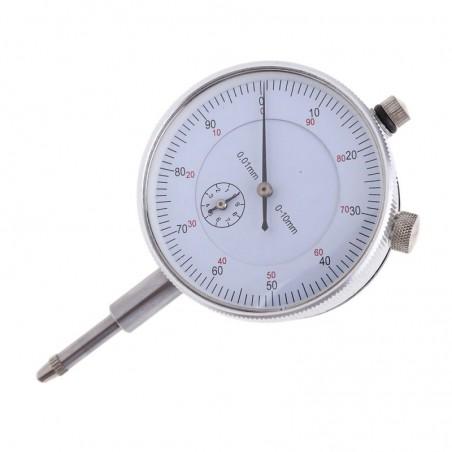 Comparateur de précision à aiguille 1-10mm 0.01