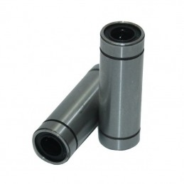Roulements linéaires LM8LUU 8x15x45mm x2