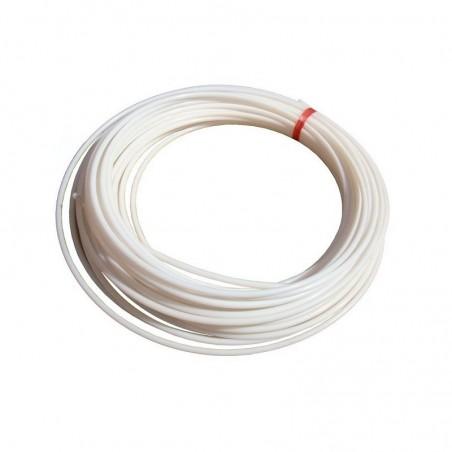 Tube PTFE 4x6mm pour filaments 2.85mm 1 Mètre