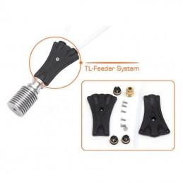 Adaptateur double extrusion 2 en 1 pour J-head 1.75mm