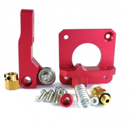 Kit upgrade extrudeur alu rouge pour cr10/10s