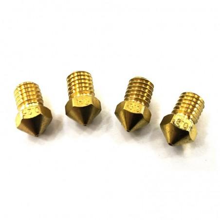 Buse laiton compatible Olsson UM2/UM2+ 0.25/0.4/0.6/0.8