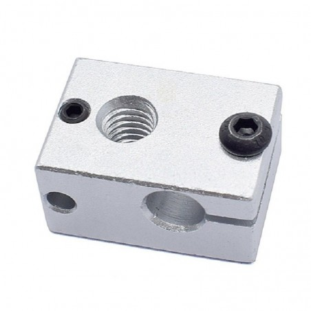 Corps de chauffe V6 sonde PT100 aluminium