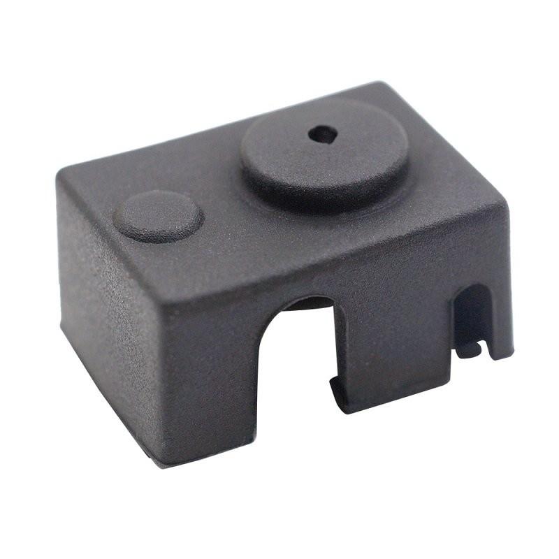 Chaussette isolante en silicone V6 noir