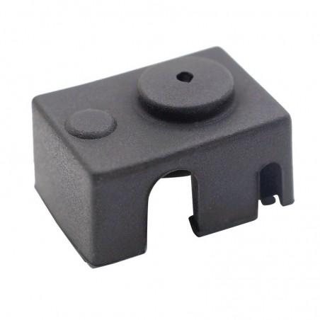Chaussette isolante en silicone corps de chauffe V6 noir