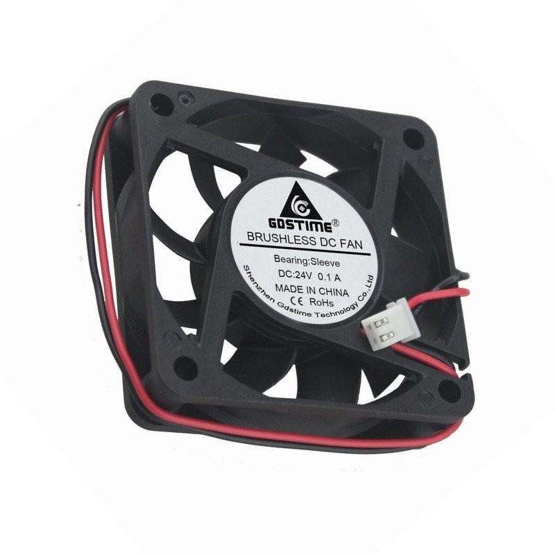 Ventilateur axial 6015 24v 0.1A
