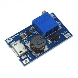 Module MT3608 convertisseur dc/dc 2-24V à 5-28V 3A
