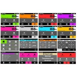 Carte de contrôle Lerdge X avec écran et drivers TMC2208