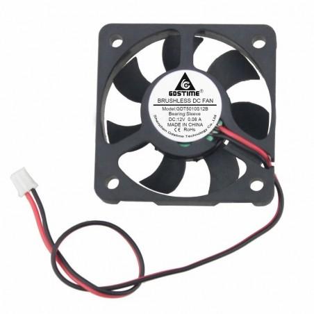 Ventilateur axial 5010 12v 0.08A