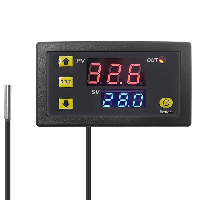 Module de régulation température 12 ou 24v