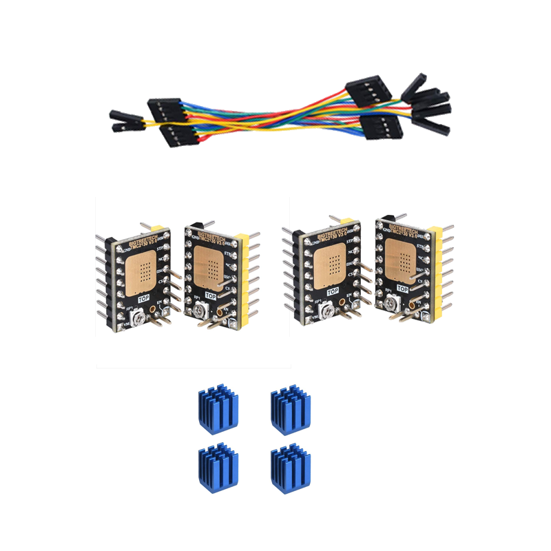 Lot de 4 drivers silencieux TMC2130 V3.0 SPI