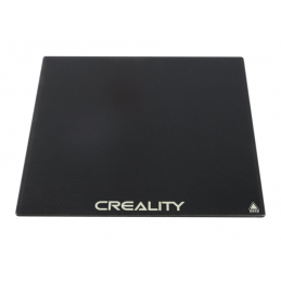 Ultrabase Creality original Verre Silicium pour Ender 3 / Ender 3 pro