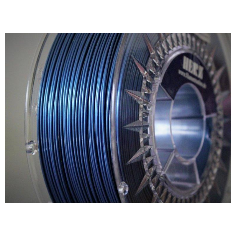 1.75mm Herz PETG Metallique Bleu