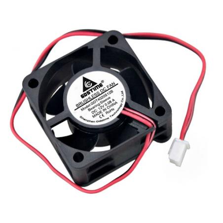 Ventilateur axial 4020 12v 0.08A
