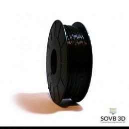 1.75mm SOVB3D PLA Noir 500g ou 1kg