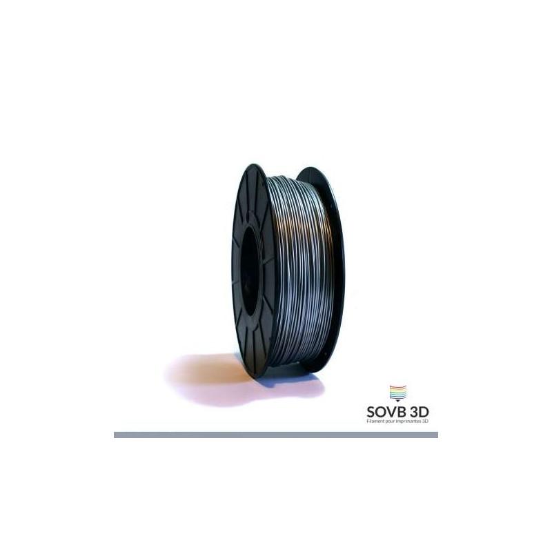 1.75mm SOVB3D PLA Gris argent