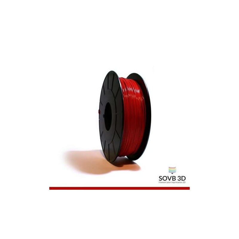 1.75mm SOVB3D PLA Rouge