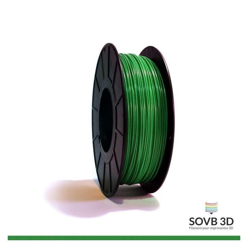 1.75mm SOVB3D PLA Vert Mai alu
