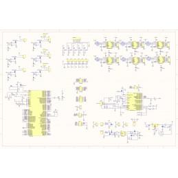 Motherboard BIQU rumba 6 axes ou 3 axes et 3 extrudeurs